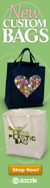New Custom Bags at Zazzle