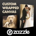 Custom Wrapped Canvas