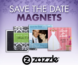 Save the Date Magne