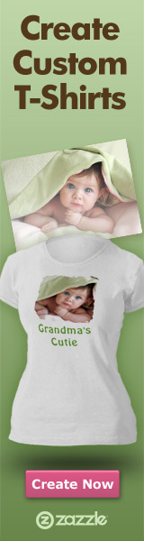 Create Custom T-Shirts with Zazzle