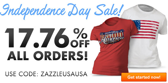 Independence Day Sale!