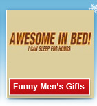Funny Men's Gifts