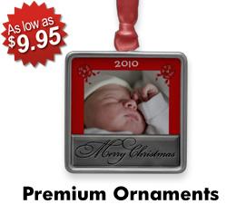 Premium Ornaments