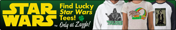 Star Wars, Find Lucky Star Wars Tees!
