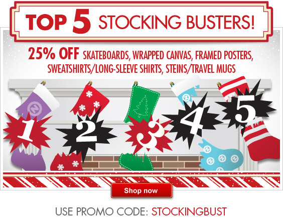 Bust Their Stockings Open With These Huge Deals!