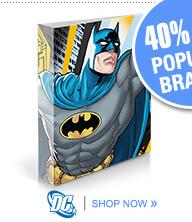 Shop the DC Comics store!