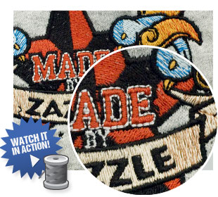 Zazzle Stitch Player