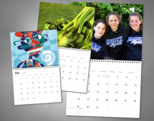 Make a Calendar, Photo Calendar, Personalized Calendars, Custom ...