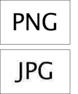 PNG vs JPG Quality