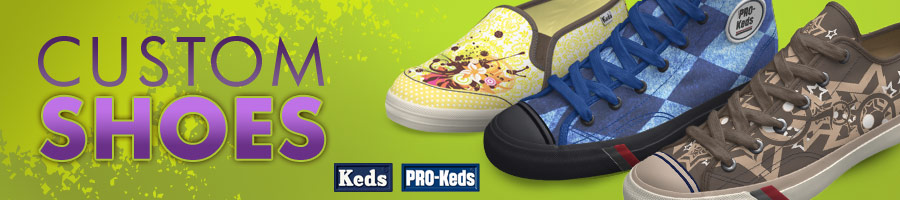 custom keds shoes