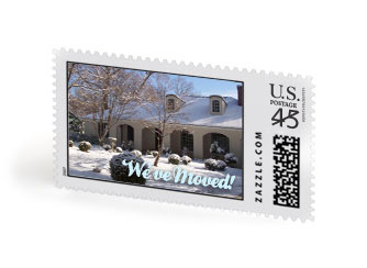Home & Family Custom Postage