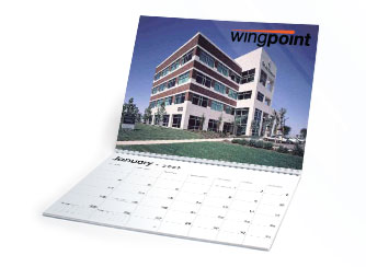 Marketing Materials Calendars