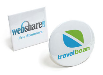 Promotional Giveaways Buttons