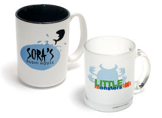 Event Merchandise Mugs