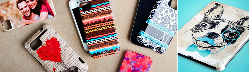 Customizable Device Cases and Sleeves