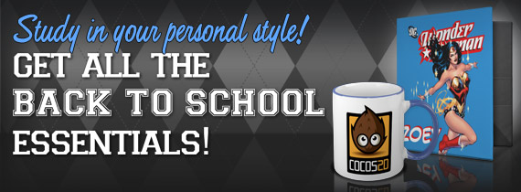 SAVE ON BACK TO SCHOOL FLAIR! Shop Now