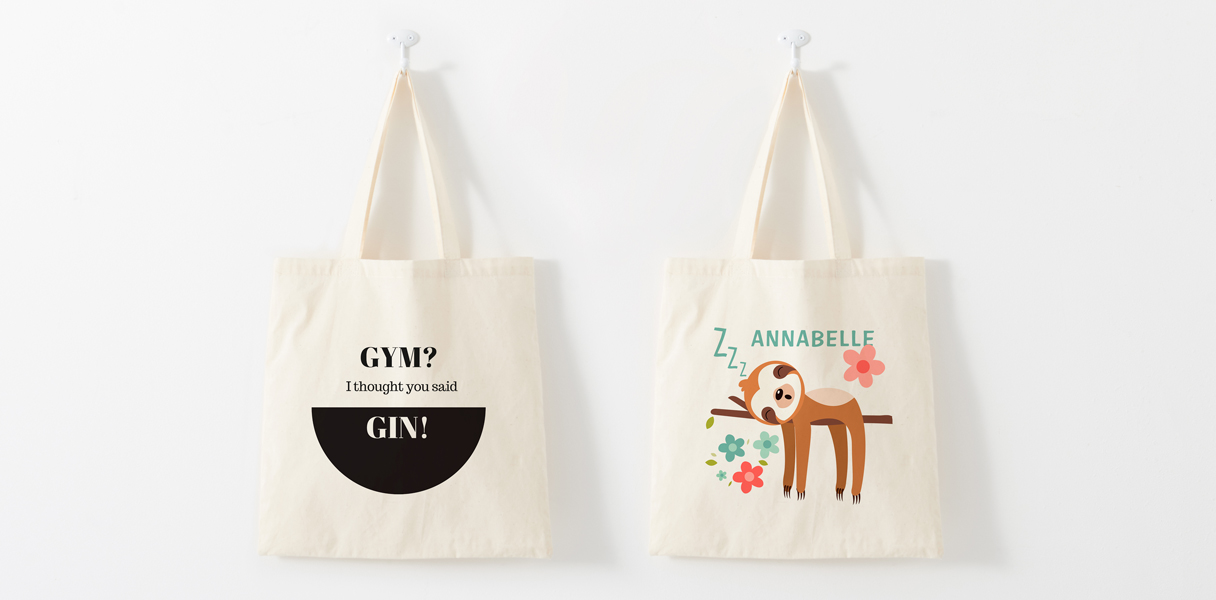 15% Off Tote Bags & Everything Else
