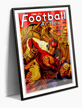 Vintage Football Gifts