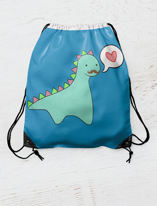 Cute Drawstring Backpacks