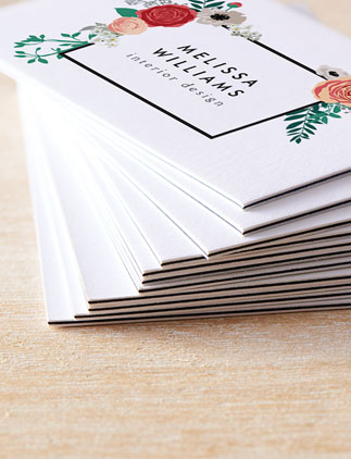 Elegant <br />Business Cards