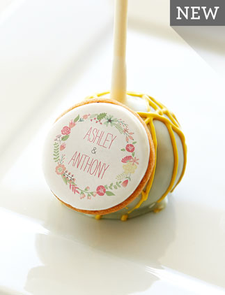 Wedding <br />Cake Pops