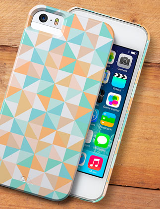 Geometric <br />iPhone Cases