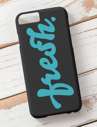 Typography <br />iPhone 6 Cases