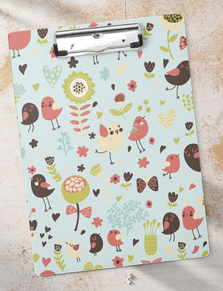 Clipboards for Spring