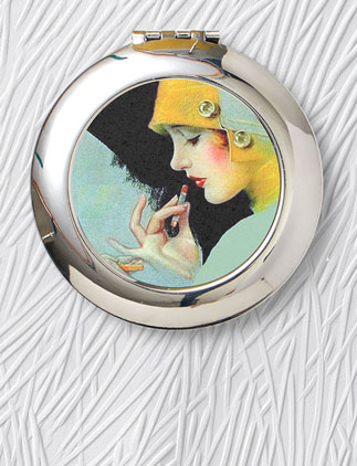 Vintage <br />Compact Mirrors