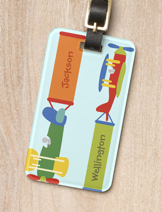 Kid's Luggage Tags