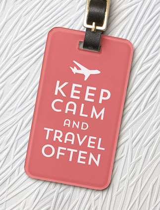 Luggage Tags <br />for Travel