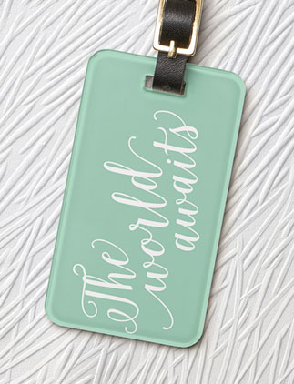 Travel <br />Luggage Tags