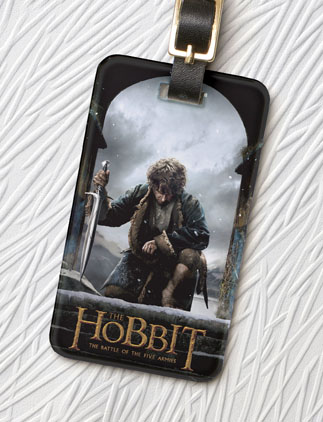 The Hobbit <br />Luggage Tags