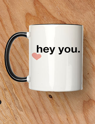 Mugs with Heart