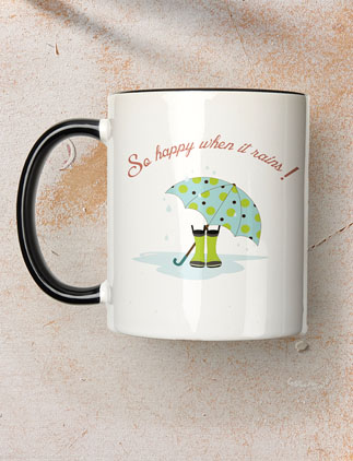 Rainy Day Mugs