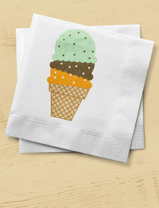 Summertime Napkins