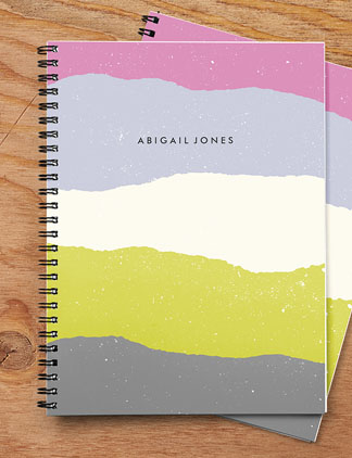 Girly Notebooks