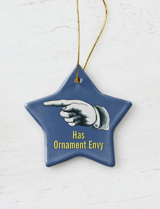 Funny Ornament