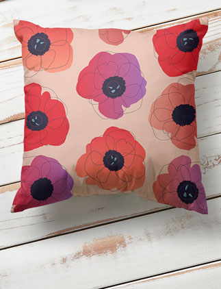 Comfortable Poppies