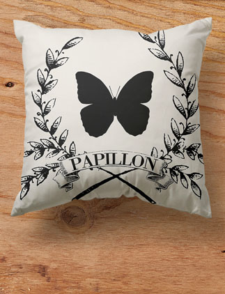 French-Inspired Pillows