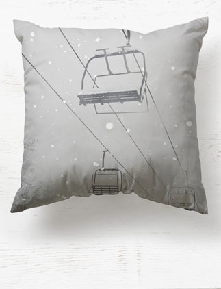 Winter Sports Pillows