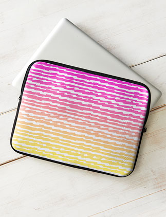 Vibrant <br />Laptop Sleeves