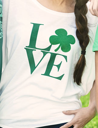 Lovely, Lucky T-Shirts