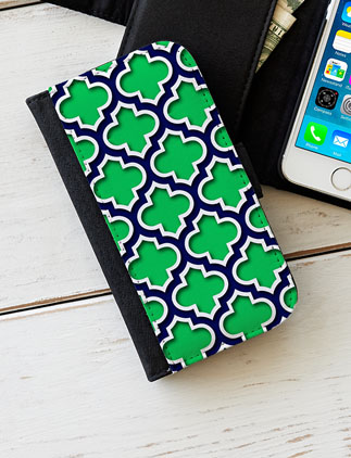 iPhone 5 <br />Wallet Cases