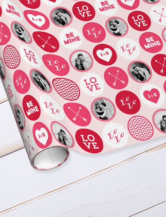 Perfect Valentine's Wrapping