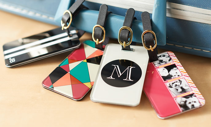 Equip Your Bags with Luggage Tags