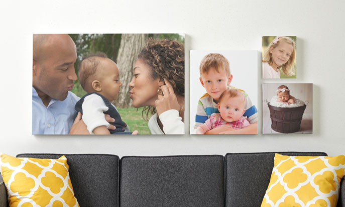 See more of our custom- made Canvas Prints and personalize by color, design, or style.