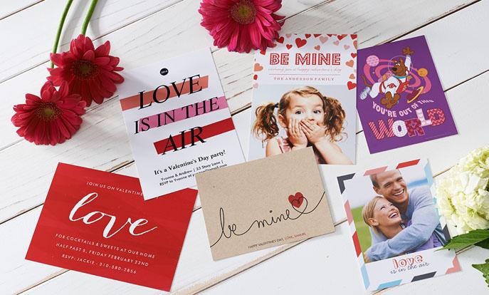 Unique – Custom Valentines Card