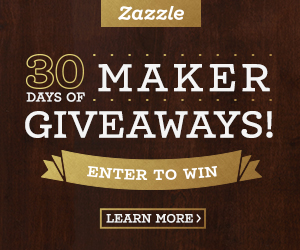 30 Days of Maker Giveaways