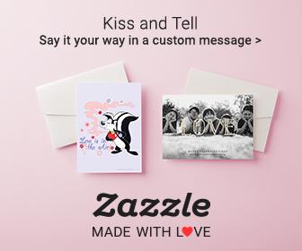 Zazzle Valentine's Day 2019